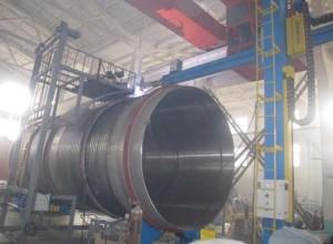 压力容器的焊接以及无损检测