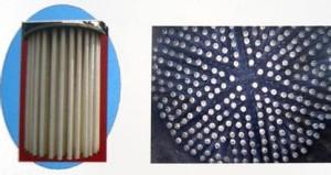膜过滤器的滤膜结构