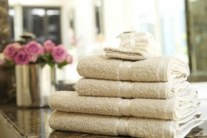 毛巾蓬松度