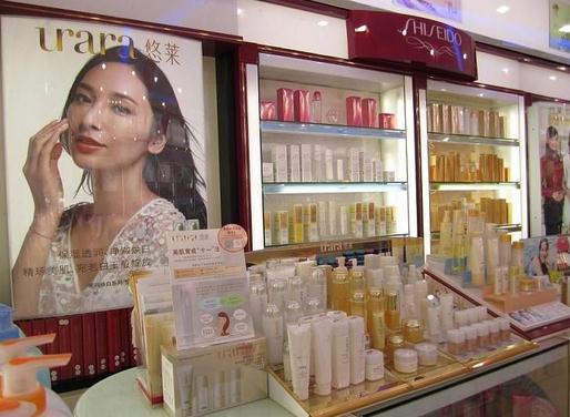 厦门巧遇化妆品店 拓展加盟之路