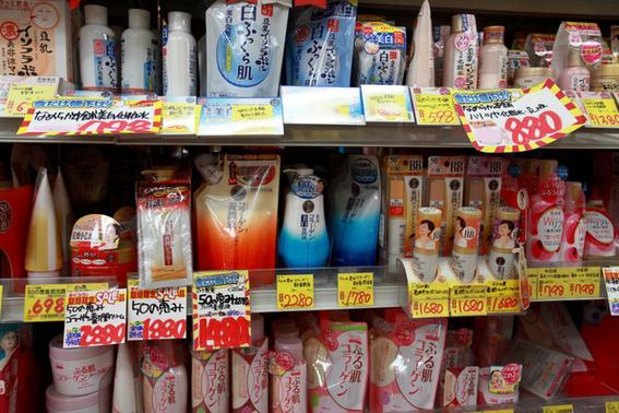 日本拟针对境外游客免征食品和化妆品消费税