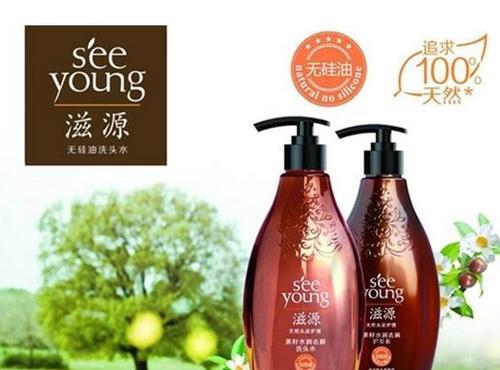 滋源三年拿下中国洗发水市场10%份额