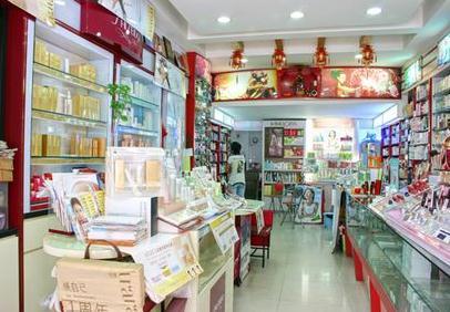 甘肃的化妆品专营店 乡镇成为下一个角斗场