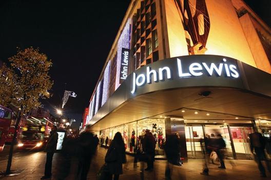 英国最大百货John Lewis 在线销售 已经开始放