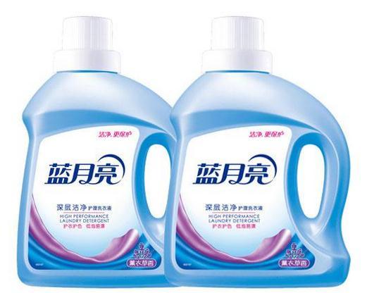 蓝月亮 占宁波洗衣液市场半壁江山