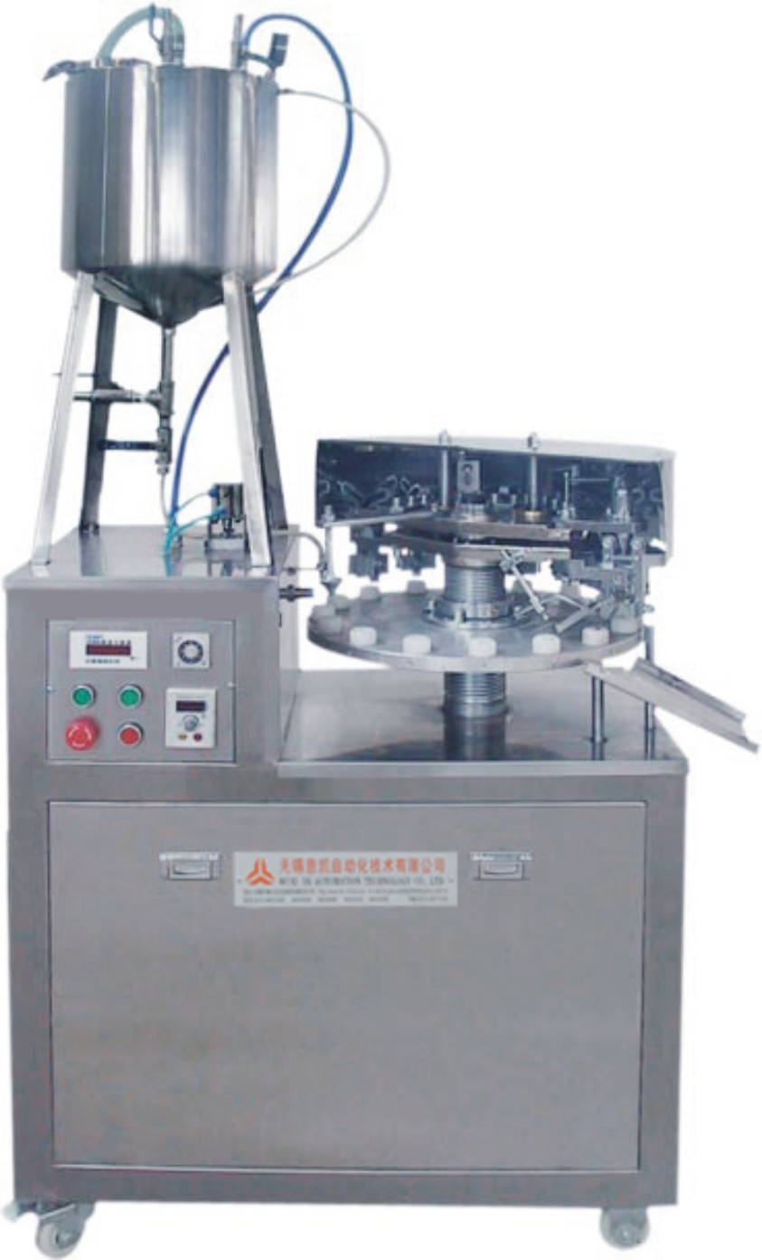GFJX-3A金属软管灌装机封尾机2