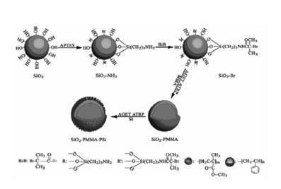 关于纳米SiO2改性聚合物预分散的问题