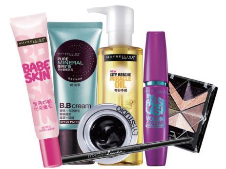 国内外 彩妆品牌 线上线下抢市场