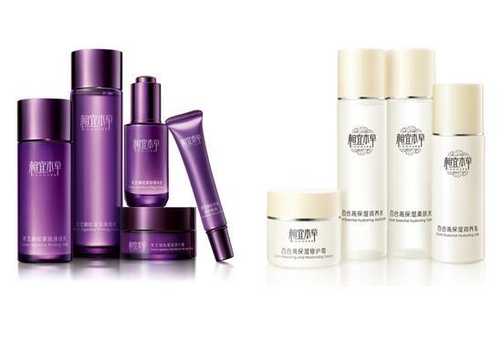 缺失的中国化妆品品牌