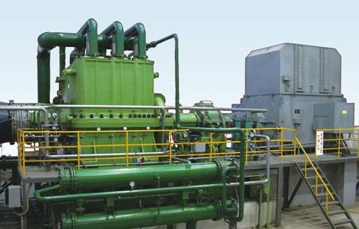 一拖二大型空压机组控制方案阐述