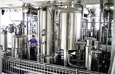 中药制药企业节能减排技术的利用