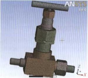 波纹管截止阀阀门结构