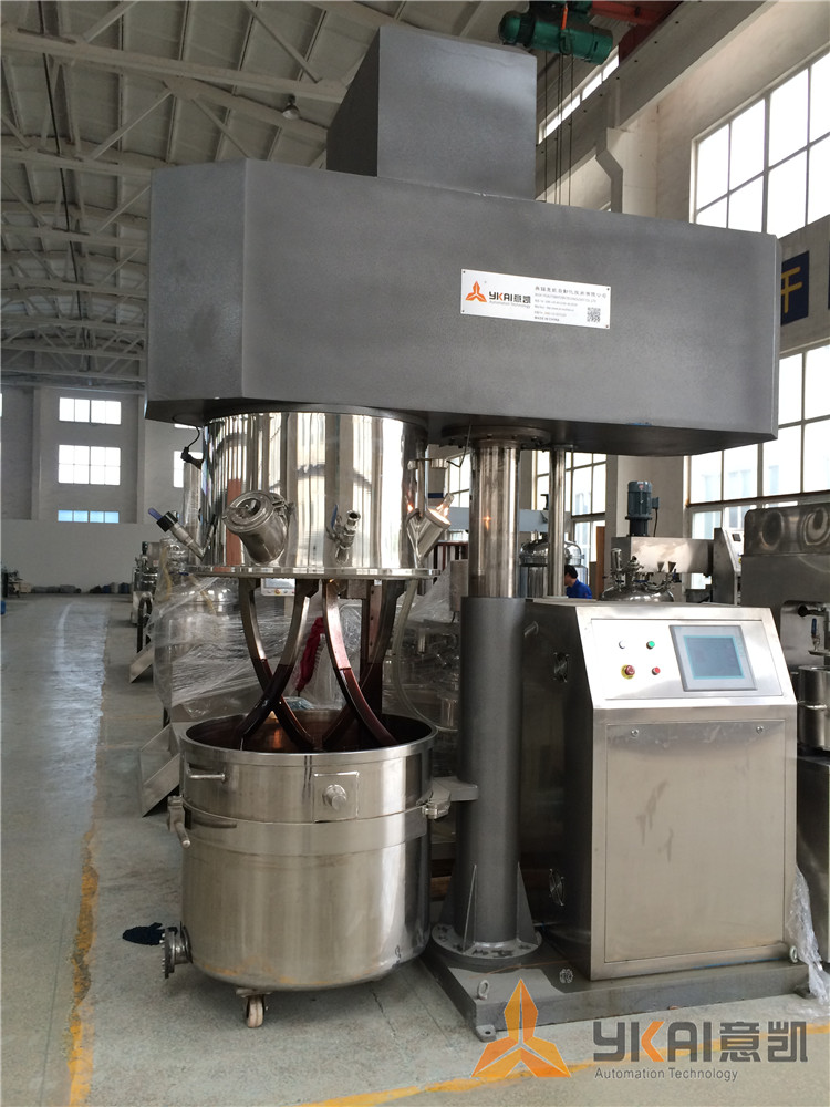 乳化机 速度的提升有助于创造更高的生产效率
