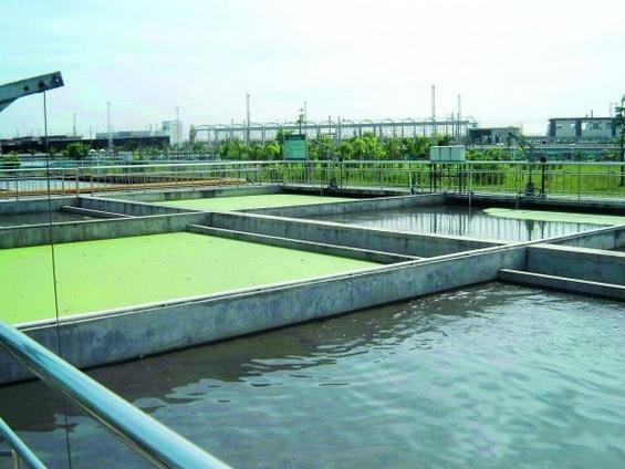 整改后污水处理工艺系统与效果
