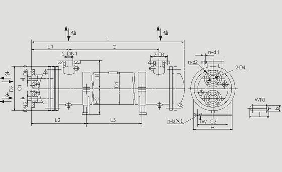 油压差低、系统循环及回水超温停机故障