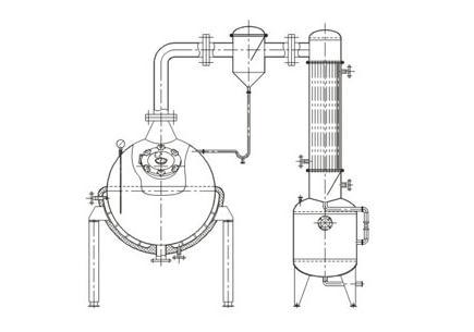 溶媒回收装置真空系统 新方案的优势
