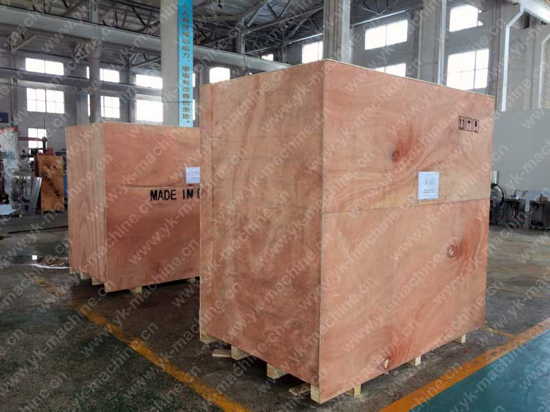 ZJR+200 全自动乳化机发往印尼
