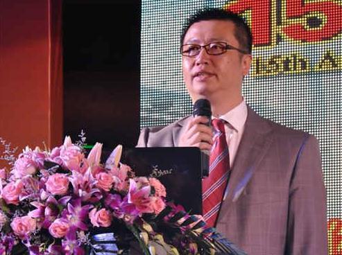 外电国际总裁陈瑞斌先生