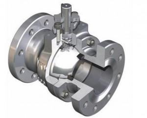 密封面硬化技术的选用原则之金属密封球阀