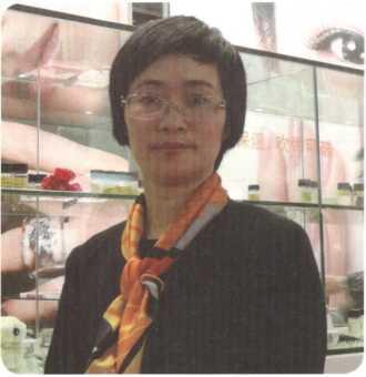 瓦克化学大中华区业务总监陆爱琴女士