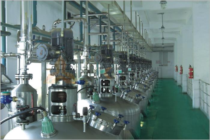乳化产品的专用设备解决方案