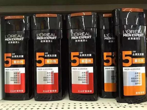 汉高、欧莱雅入局 男士洗发水 会成为无硅油后的下一个风口吗