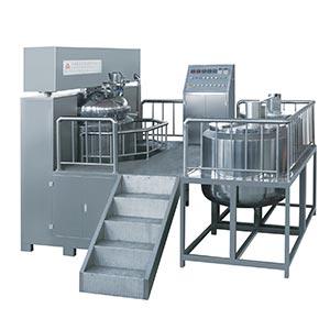 ZJR蒸汽加热乳化机