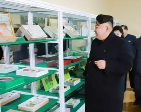 朝鲜化妆品工厂加大研发 推广国货