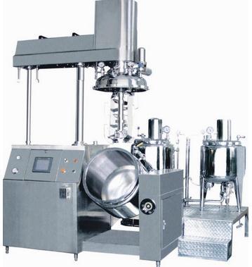 不锈钢乳化机为什么需要钝化处理?