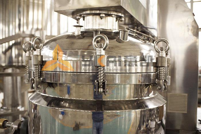 阿斯米标准真空乳化机