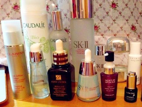 均质乳化机生产的化妆品
