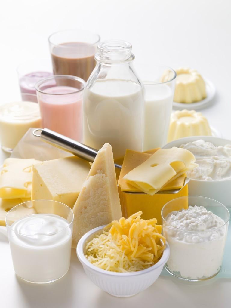 适用于均质乳化机的乳制品