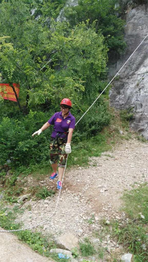 意凯组织中层管理人员参加培训-速滑