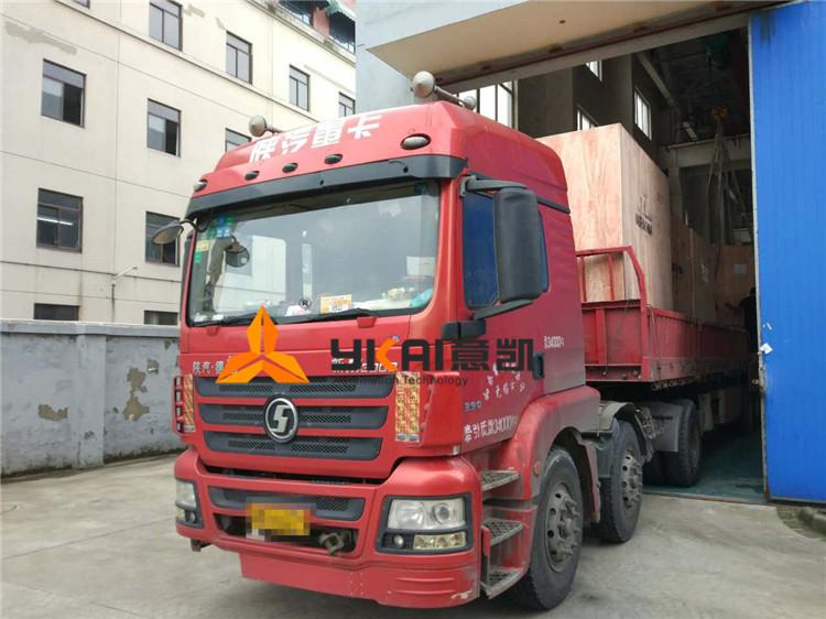 成套化妆品生产设备发货 (2)