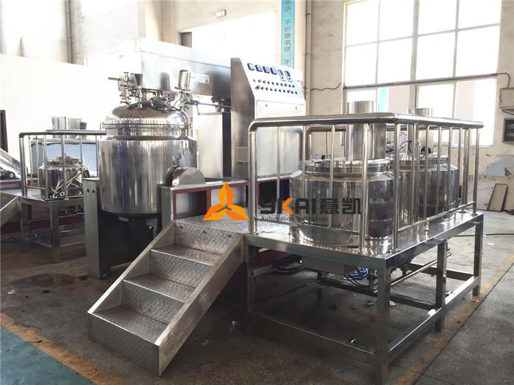 ZJR-350乳化机