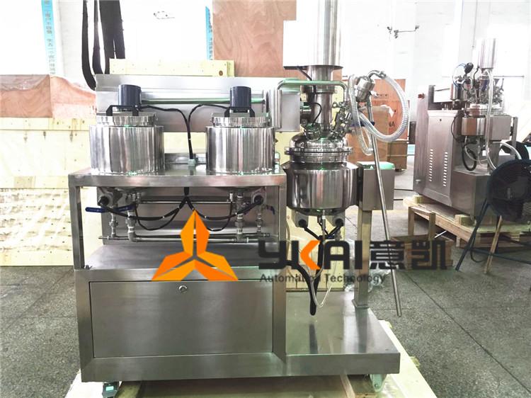 ZJR-10乳化机 带水油锅