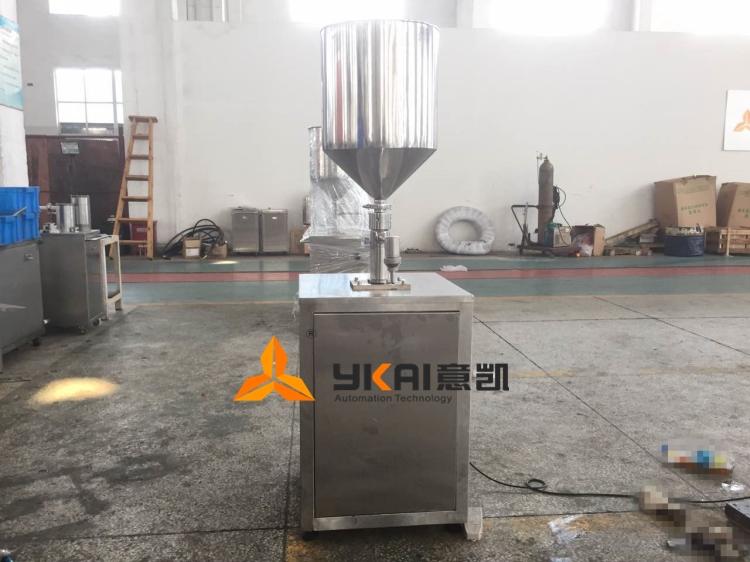 GS-2电动灌装机
