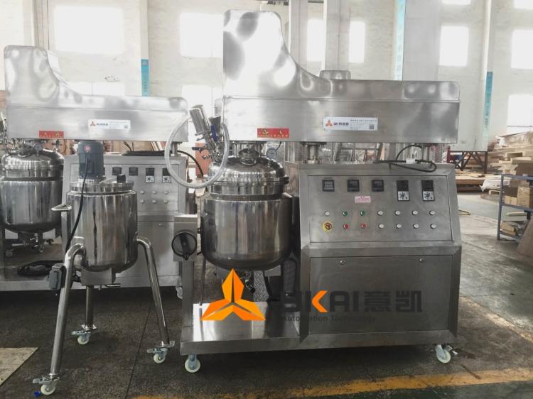 ZJR-100真空乳化机