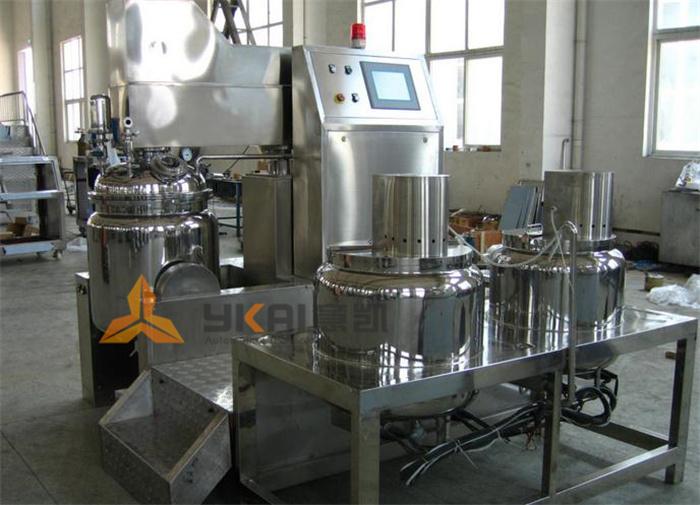 ZJR-250高速乳化搅拌机