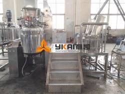 外用液体制剂分散乳化机