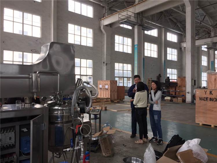奶酪乳化生产试机-6操作技术指导
