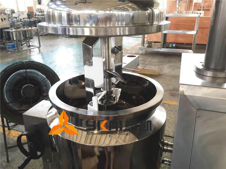 高剪切乳化机的保养与检修