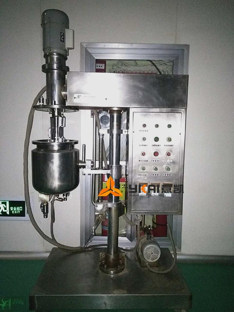 2002年第一代ZJR-10高剪切乳化机