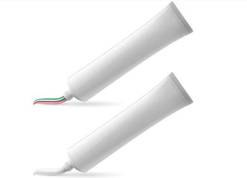 牙膏生产线