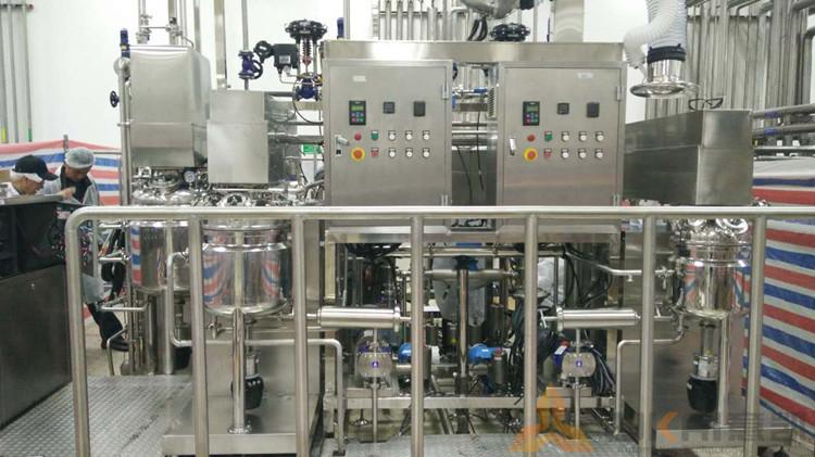 无菌乳化系统