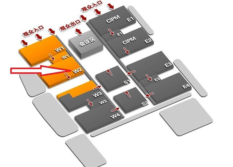 展馆布局图-W2-61