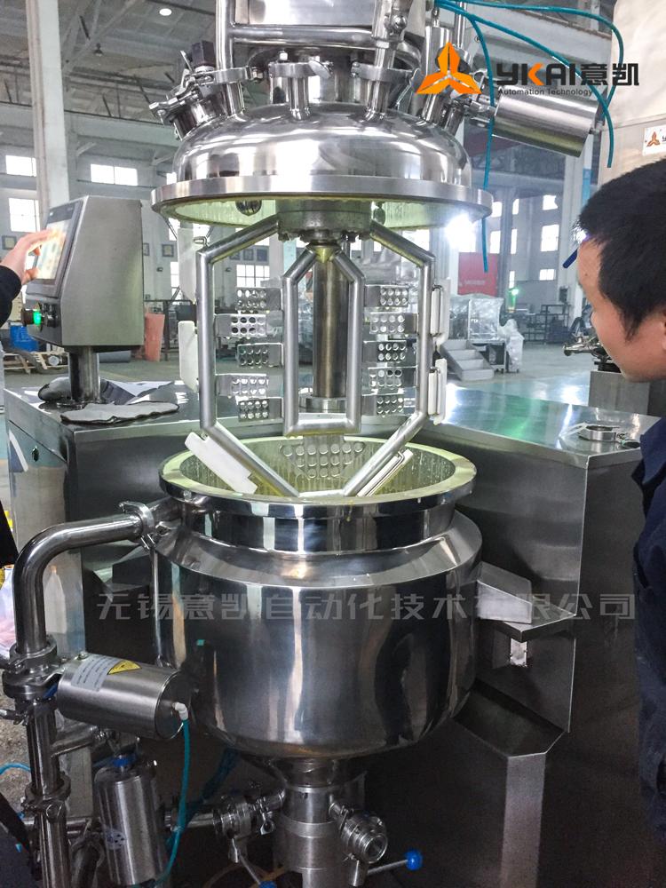 蛋黄酱生产设备