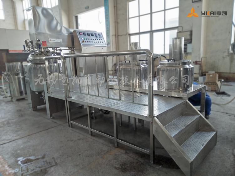 ZJR-150真空乳化机