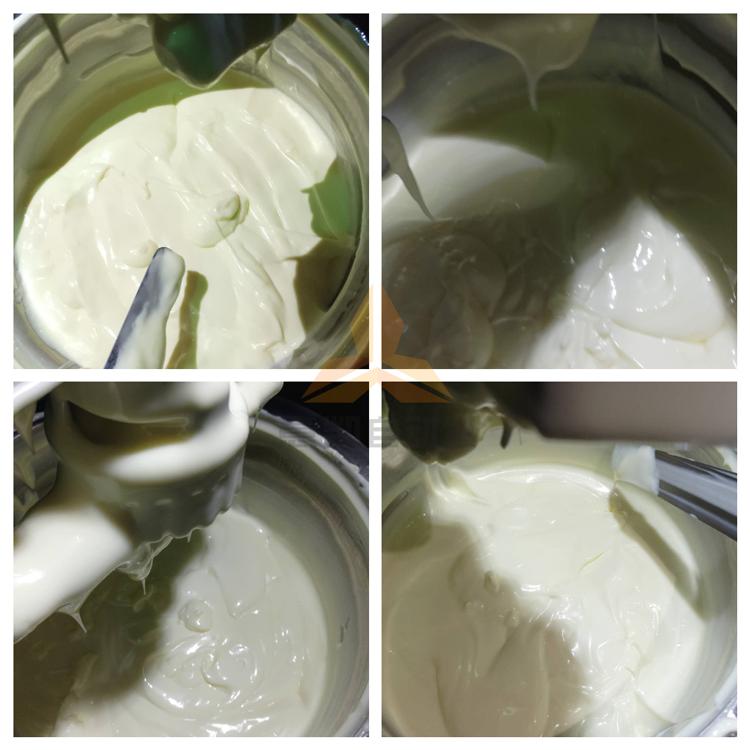 蛋黄酱乳化