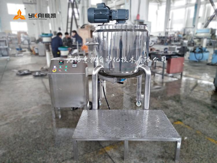 MF-350-不锈钢平盖搅拌釜